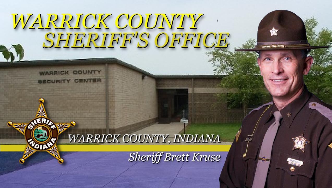 Warrick County Sheriff S Office Seat Belt Child Restraints